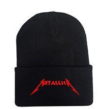 METALLICA Black Beanie Hat