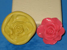 Rose Flower Push Mold Food Silicone Cake Gumpaste Topper Utee Embossing A251