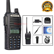 Baofeng Two Way Radio Walkie Talkie Dual Band UHF VHF Transceiver Programmable