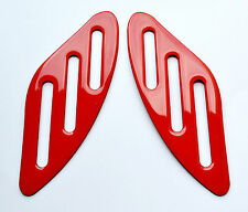 Ducati SCRAMBLER RED tank Knee grip pads  Protector pad Decal Sticker trim