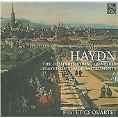 Haydn: The Complete String Quartets Played on Period Instruments (2014)