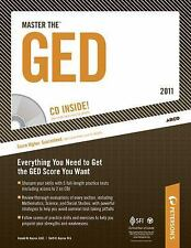 Master the GED 2011 (wCD) (Master the Ged (Book & CD-Rom))