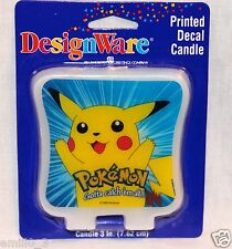 NEW POKEMON CANDLE PARTY SUPPLIES