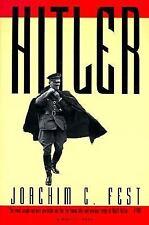 Hitler by Joachim C. Fest (1992, Paperback)
