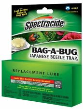 SPECTRACIDE JAPANESE BEETLE TRAP BAG A BUG REPLACEMENT LURE BAIT 6541692