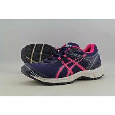 Asics Quick a Women US 6 Purple Running Shoe Pre Owned  1596