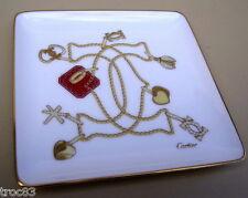 CENDRIER VIDE POCHE CARTIER ANCIEN DE COLLECTION
