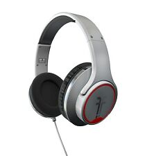 Flips Audio FH2815WH Collapsible HD Headphones and Stereo Speakers White White