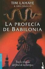 La Profecia De Babilonia (Spanish Edition)-ExLibrary