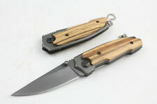 Mini Outdoor Pocket Folding Knife Fishing Hunting Rescue Saber New Gift Camping