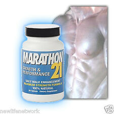 Marathon 21 Male Andropause Testosterone Stamina Supplement Compare To Enduros