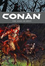 CONAN VOL #16 HARDCOVER SONG OF BELIT Dark Horse Barbarian Comics #19-25 HC