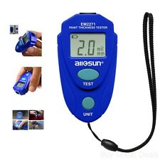 Digital Painting Thickness Meter Mini LCD Car Coating Tester Measuring Tool