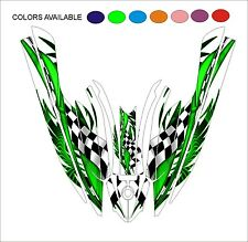 KAWASAKI 800 SXR jet ski STAND UP wrap graphics pwc up jetski decal kit a3