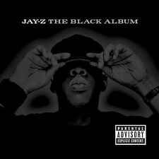 Jay Z The Black Album CD Nov-2003