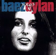Baez Sings Dylan - Joan Baez (1998, CD NEUF)