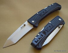 SOG EVERYDAY CARRY LOCKBACK NEW TRACTION TANTO POCKET KNIFE WITH POCKET CLIP