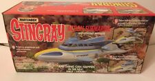 Matchbox Stingray Action Submarine With Firing Missiles 1993 Boxed Unopened