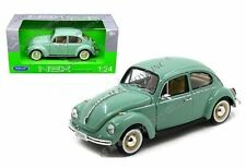 WELLY 1:24 W/B - VOLKSWAGEN BEETLE HARD TOP Diecast Car V22436W