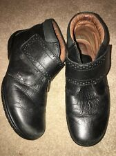 HOTTERS LADIES ANKLE BOOTS SIZE UK 6 EXF