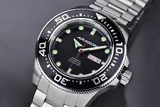 Aragon A054BLK Divemaster Automatic 50mm Watch
