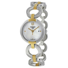 Tissot Trend Pinky Mother of Pearl Dial Ladies Watch T0842102211700