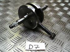 Motor Honda CBF125 CBF 125 manivela del cigüeñal eje & con Varilla * Free UK Post * D7