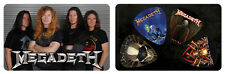 Megadeth Album Covers PikCard Custom Collectible Guitar Picks (4 picks per card)