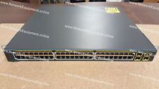 Cisco ws-c2975gs-48ps-l POE Gigabit sovrapponibili SWITCH 2975gs-48ps-l 2960S 2960x
