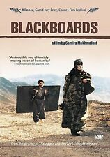 Blackboards (DVD, 2004) Film By Iranian Director Samira Makhmalbaf