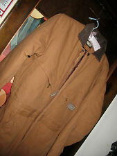 Men's sz S Schmidt insulated work suit coverall one piece outerwear