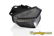 Yamaha WR450F LED Rear Tail Light with Integrated Indicators. WR450F Taillight