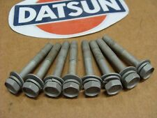 70 78 Datsun 240Z 260Z 280Z OEM early style valve cover bolts screws