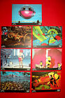 HEAVY METAL 1981 HORROR SCI-FI COMIC GERALD POTTERTON UNIQUE EXYU LOBBY CARDS