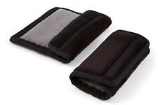 Diono SOFT WRAPS BLACK Baby/Child Car Sear Harness Pads Sunshine Kids BNIB