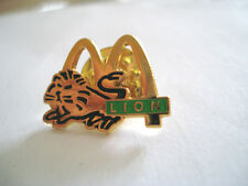 PINS ASTROLOGIE HOROSCOPE LION MAC DO