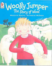 Woolly Jumper: The Story of Wool by Meredith Hooper (Paperback, 2003)