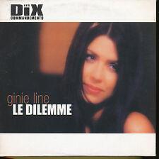 GINIE LINE CD SINGLE EU LE DILEMME