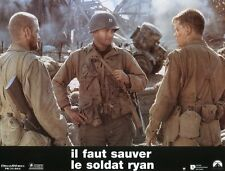 TOM HANKS SAVING PRIVATE RYAN 1997 VINTAGE LOBBY CARD #4 STEVEN SPIELBERG