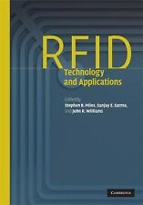 RFID Technology and Applications (2008, Hardcover)