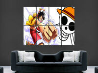 ONE PIECE MANGA LUFFY MONKEY  GIANT WALL POSTER ART PICTURE PRINT LARGE HUGE