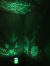 Halloween Decorations Spooky Projector  Lights/Pumpkin/Witches/Bats/Spider