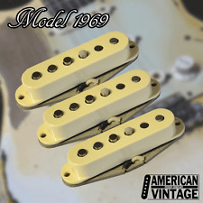 American Vintage Pickup Co. Model 1969 Fender® Stratocaster® Replacement Set