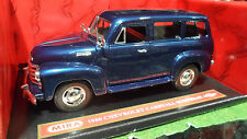 CHEVROLET CARRYALL SUBURBAN 1950 ble 1/18 MIRA 6240 voiture miniature collection