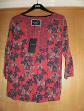 M & S Per Una Cotton T-Shirt / blouse Size 16 BNWT