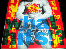 Red Hot Chili Peppers - What Hits!? CD Album - 1992 - 18 Great Tracks