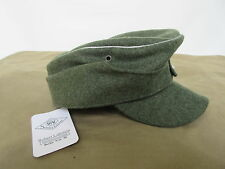 WH Field Cap M43 Size 60 Officer Uniform Hat WaffenXX Erel Armed forces