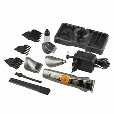 NEW Professional Body Beard Hair Men Cut Clipper Shaver Machine Kit Trimmer Set