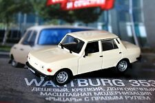 1:43 Wartburg 353 (5) LEGEND USSR and Socialist Countries Diecast +Magazine #156