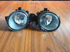 A Pair front bumper FOG DRIVING Light lamp for 2008-2014 NISSAN Qashqai
